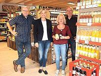 Foto: Besuch Völlers