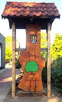 Dorfladen-Tafel